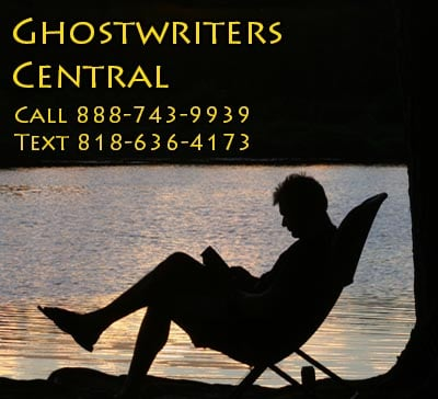 Quality professional writing services from Ghostwriters Central, Inc.